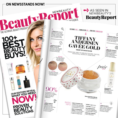 NewBeauty on Newsstands now