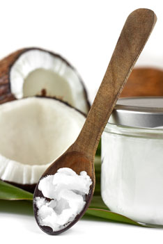DIY Detox Coconut Oil Pulling