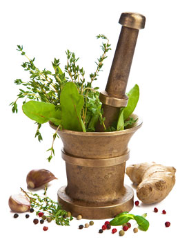 DIY Detox Herbs