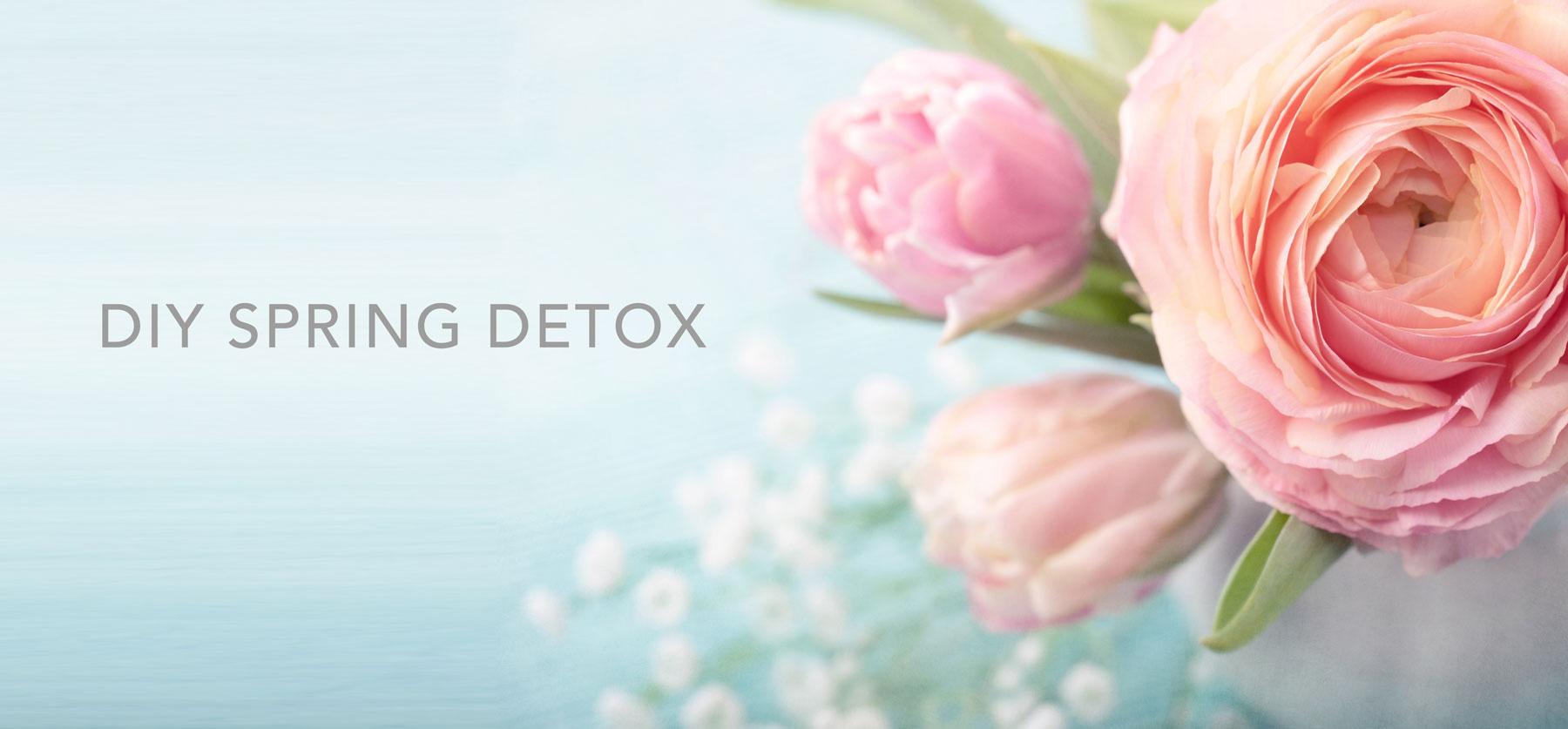 DIY Spring Detox