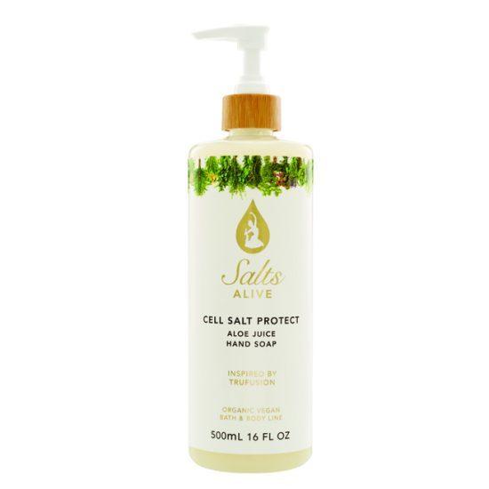 Cell Salt Protect Hand Soap 8oz 250ml