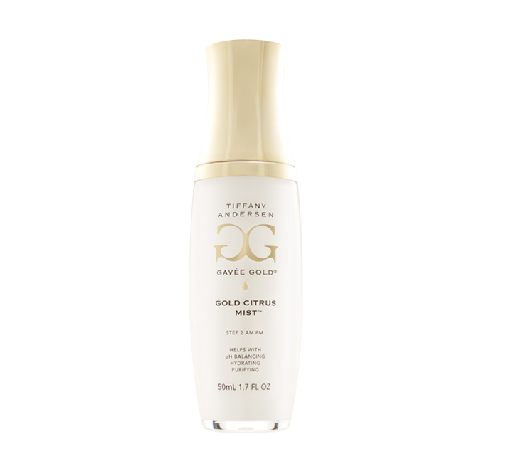 Gold Citrus Mist 50ml