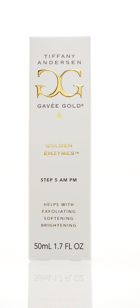 Golden Enzymes 50ml Box