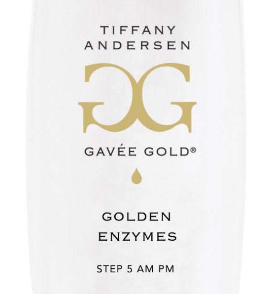 Golden Enzymes 50ml Label