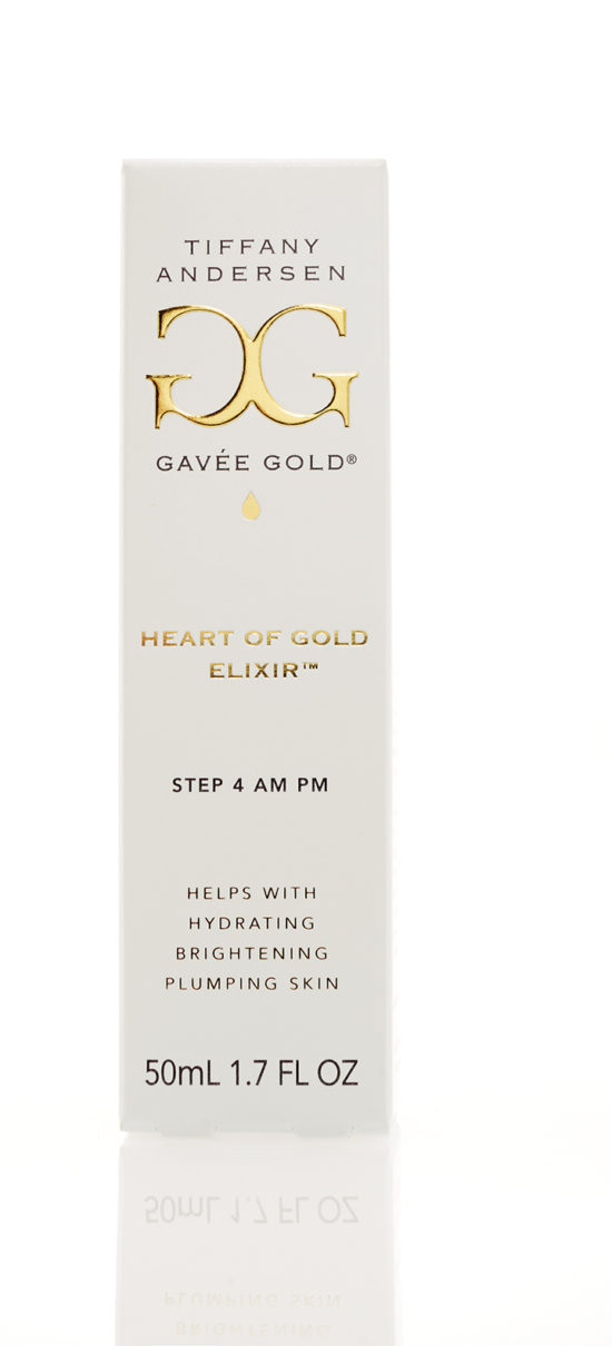 Heart of Gold Elixir 50ml Box