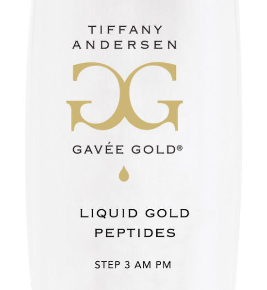 Liquid Gold Peptides 50ml Label