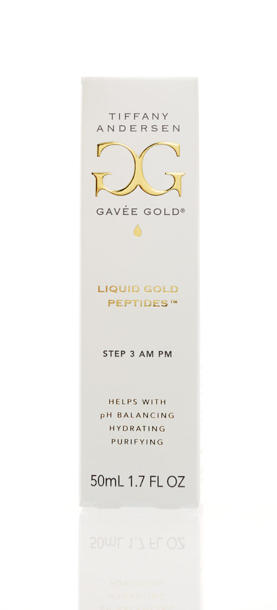 Liquid Gold Peptides 50ml