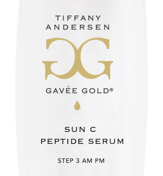 Sun C Peptide Serum 50ml Label