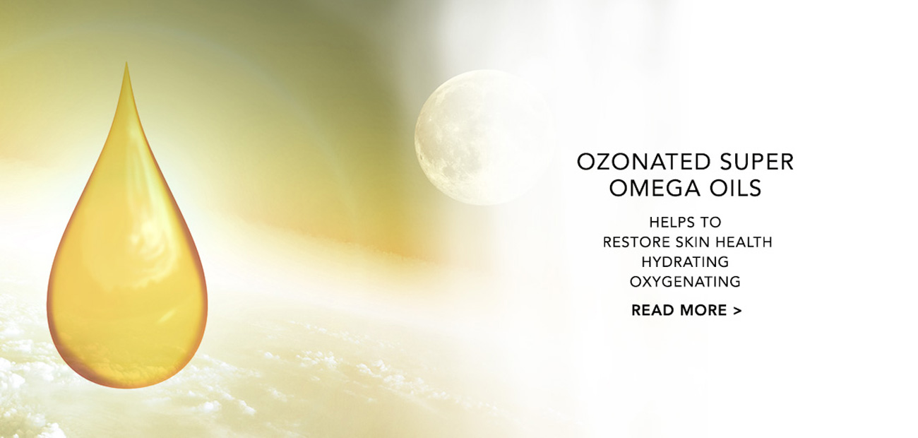 Ozonated Super Omega Oils