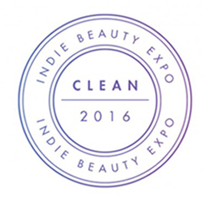 Indie Beauty Expo Clean Seal 2016