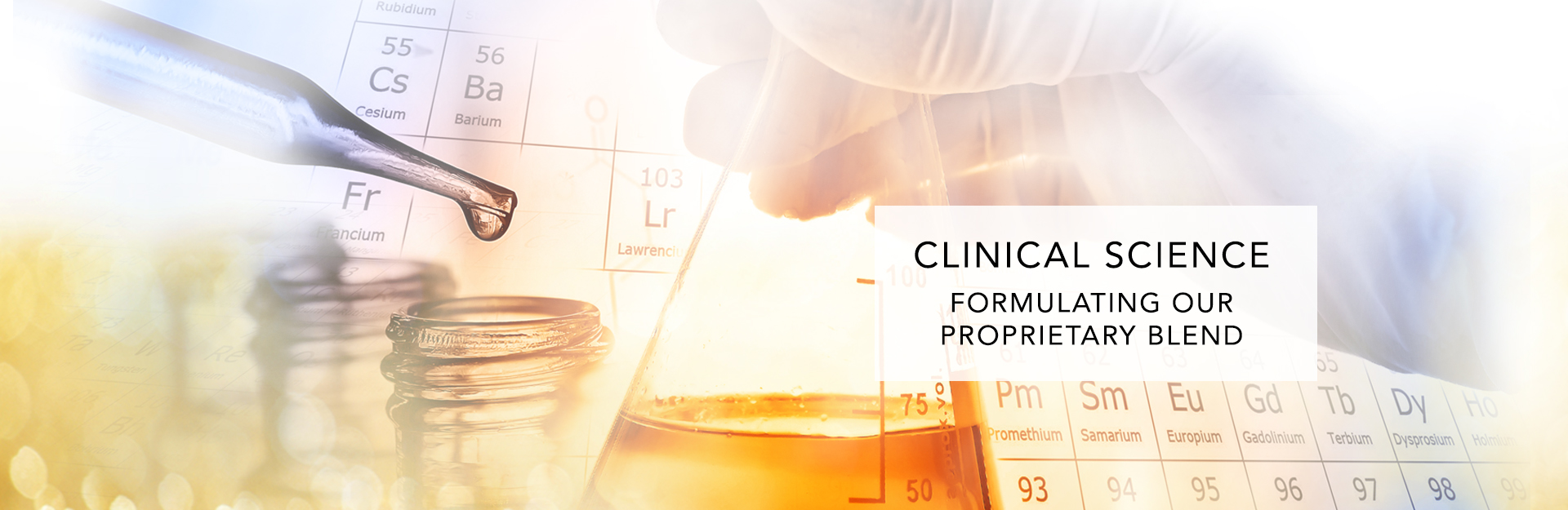 Clinical Science Header