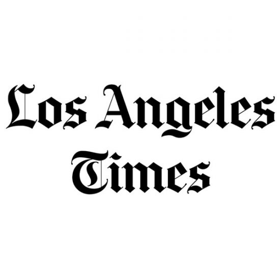 Gavee Gold in the LA Times