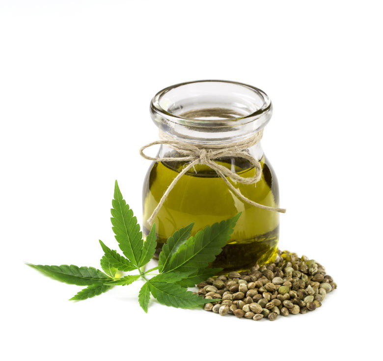 Hemp Seed Oil Canaibis Sativa