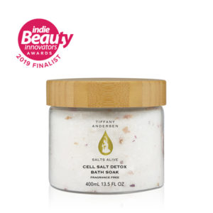 Cell Salt Detox Bath Soak Fragrance Free