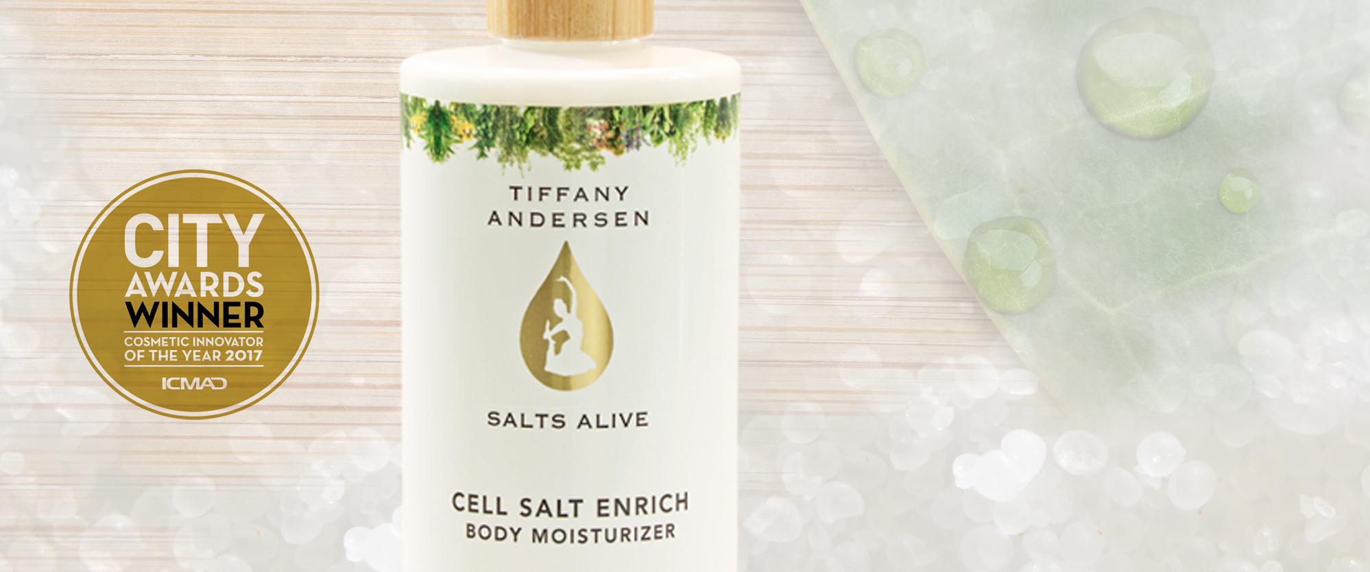 Cell Salt Enrich Header