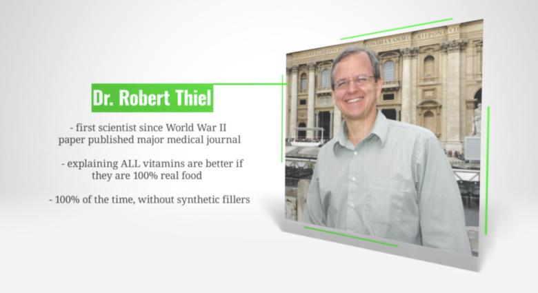 Dr. Robert Thiel