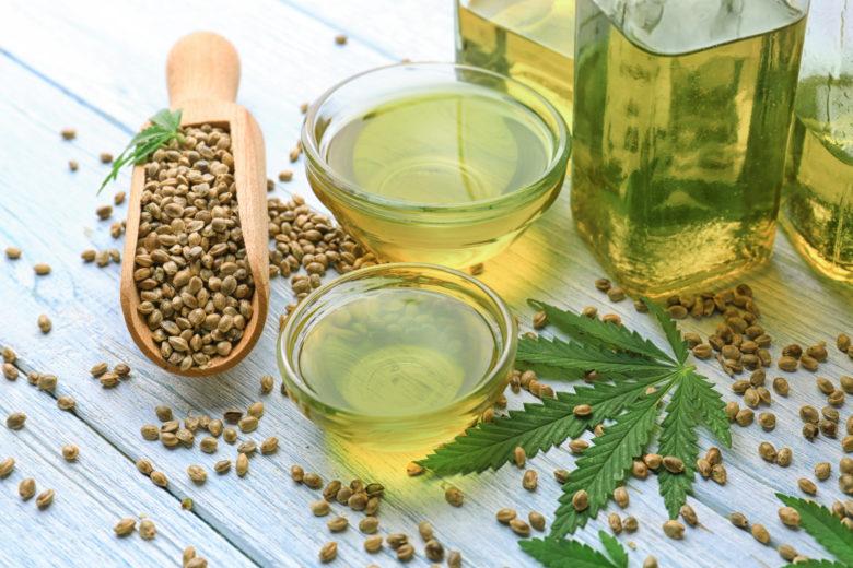 Hemp Seeds & Oil